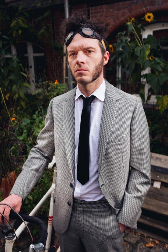 Biedermeyer Herrenschneider Anzug